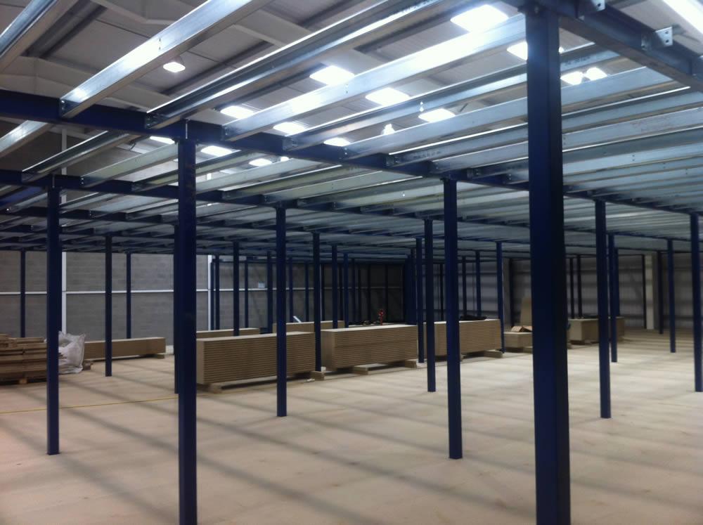 Mezzanine Floors Sas Special Projects