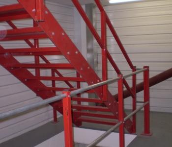 11 Steel fabrication