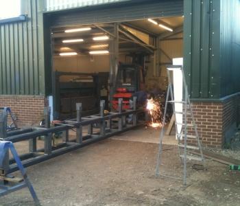 4 Steel fabrication