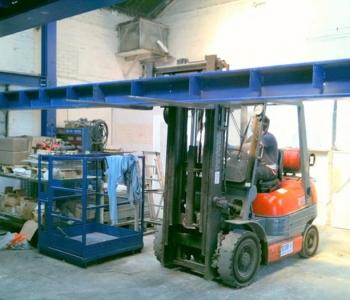 7 Steel fabrication